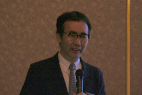 福岡 伸一 先生